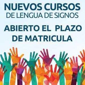 CURSOS DE LENGUA DE SIGNOS ESPANOLA
